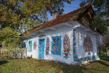 Zalipie – cel mai frumos sat din Polonia