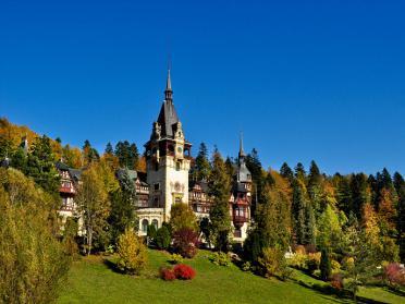 Cele mai impresionante castele din Romania