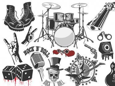 22 melodii care au marcat istoria muzicii rock