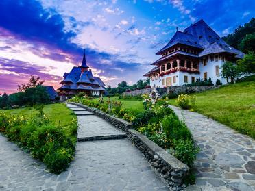 5 biserici de vis din Romania