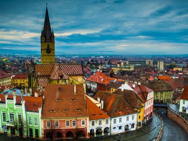 5 orase din Romania perfecte pentru un city break