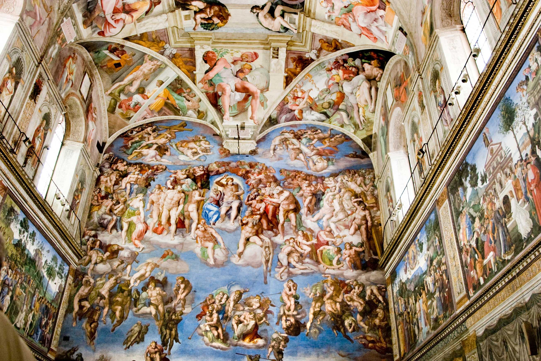 capela sixtina vatican