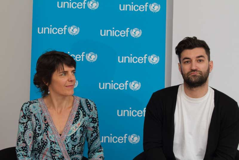 Smiley UNICEF