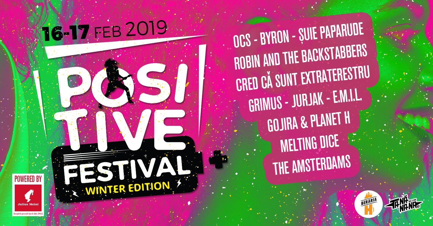 Positive Festival - Winter Edition 2019