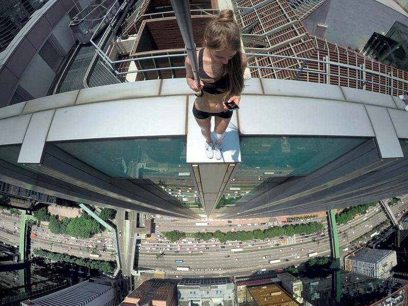 selfie periculoase