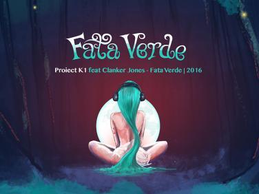 Proiect K1 lanseaza un remix aniversar al hit-ului Fata Verde