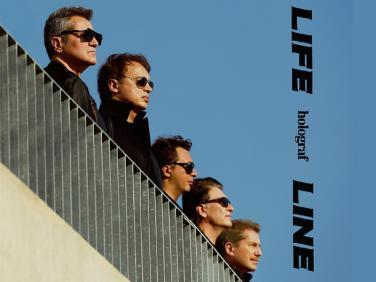 Deschide-mi inima, cel mai nou single Holograf de pe albumul Life Line