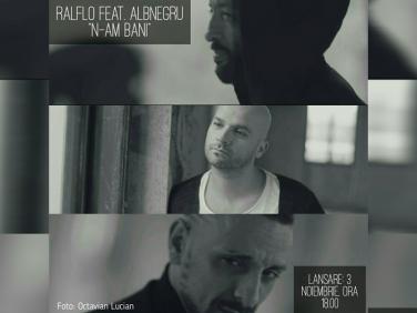 N-am bani, noul single Ralflo feat. Alb Negru