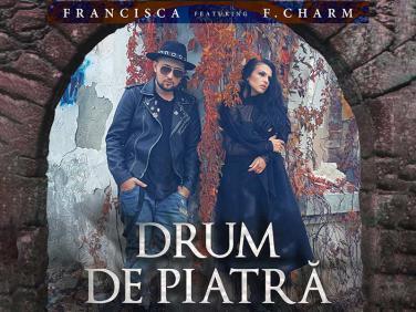 Francisca lanseaza o noua melodie, impreuna cu F. Charm