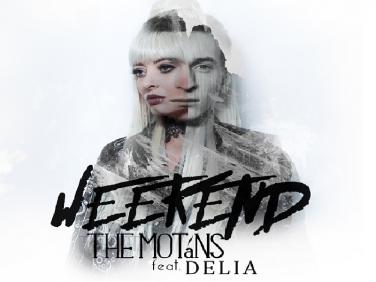 The Motans lanseaza single-ul Weekend, feat. Delia
