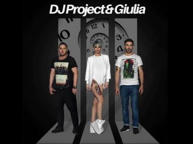 DJ Project lanseaza single-ul si videoclipul O secunda, alaturi de Giulia