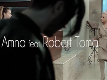 Amna si Robert Toma canta despre dragoste La capatul lumii